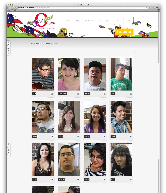 saludableomaha.com - founders